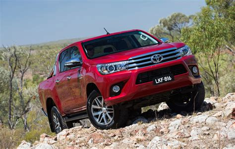 Exclusive Toyota Hilux Rugged Off Road Srx Luxury