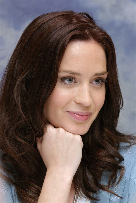 Images Of Hair by A New Hartz Emily Blunt Hairstyle