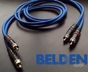 Belden Brilliance 1505f Low Capacitance Interconnect