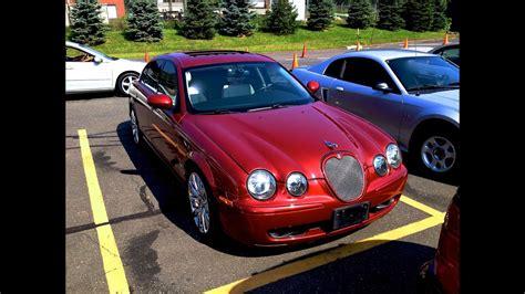 2003 Jaguar S-type R Supercharged 4.2l V8 Start Up, Quick