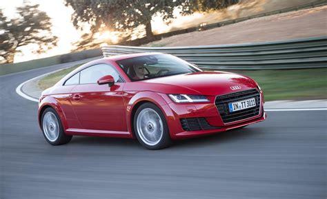 2018 Audi Tt Photo