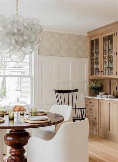 Dining Wainscoting Chairs Low Panels Above Chair
