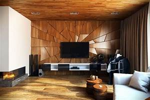 Décoration Murale En Bois : les panneaux muraux o trouver votre mod le ~ Dailycaller-alerts.com Idées de Décoration