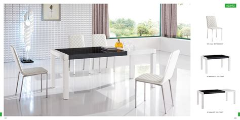and artwork here these modern dining tables and chairs