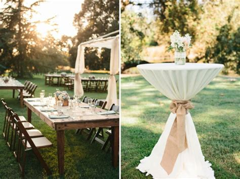 country wedding table decorations diy backyard wedding ideas 2014 wedding trends part 2