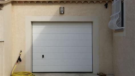 porte de garage installation porte de garage avignon carpentras cavaillon