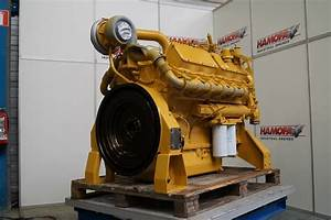 Used Caterpillar 3412 Engines Year  2012 For Sale