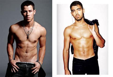 Nick Jonas ''joe Ile En Seksi Kardeşler Olabiliriz''