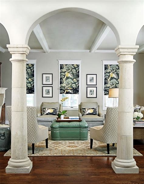 40 Glorious Pillar Designs To Give A Grand Look To Your