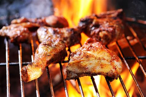 How To Grill Chicken Parts In 9 Simple Steps