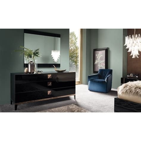 alf italia mont noir  drawer dresser homeworld