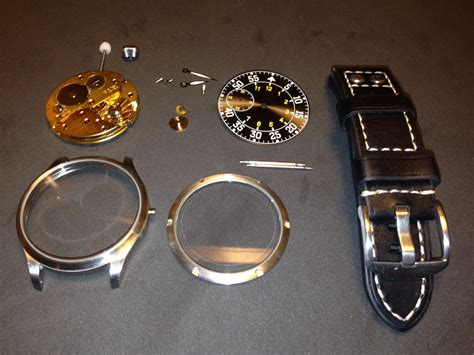 How To Build Your Own Mechanical Watch  Tick Tick Tick Tick