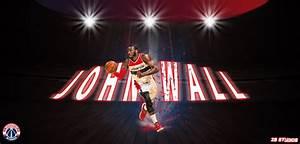 John Wall wallpaper by RealZBStudios on DeviantArt