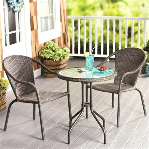 Balcony Furniture Set by Patio Furniture For Small Spaces Regarding Stylish