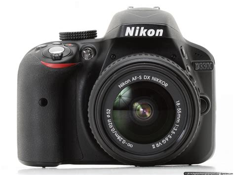 Nikon D3300 Review Digital Photography Review