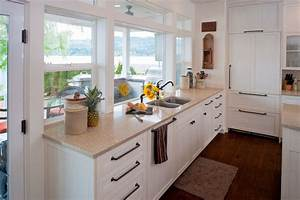 Meuble Angle Cuisine : cuisine meuble bas d angle cuisine fonctionnalies moderne style meuble bas d angle cuisine ~ Teatrodelosmanantiales.com Idées de Décoration
