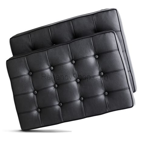image gallery leather cushions