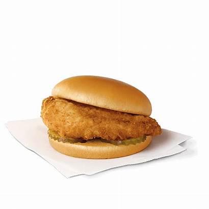 Fil Chick Sandwich Chicken Sandwiches Branding Order