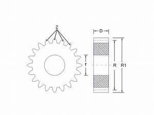 Zahnrad Modul Berechnen : zahnrad 36 z modul 0 5 polyamid ve2 getriebezahnr der ~ Themetempest.com Abrechnung