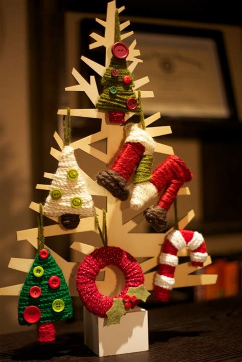 diy cardboard christmas trees shelterness