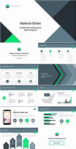 Powerpoint Design Template Material Design Powerpoint Template Just Free Slides