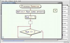 Diagrama De Flujo Con Pseint