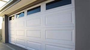 Porte De Garage Automatique : porte de garage sectionnelle sur mesure devis porte garage ~ Dailycaller-alerts.com Idées de Décoration