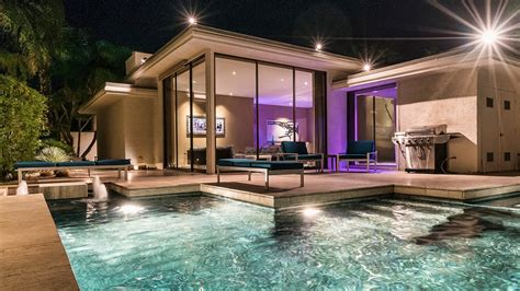 elrod villa palm springs luxury palm springs vacation