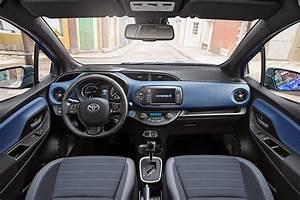 Toyota Yaris Hybride Chic : toyota yaris facelift 2017 fahrbericht bilder ~ Gottalentnigeria.com Avis de Voitures