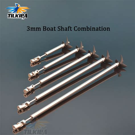 model boat universal joint