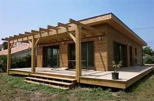 Maison Préfabriquée En Bois : 5 bonnes raisons d 39 investir dans une maison pr fabriqu e ~ Premium-room.com Idées de Décoration