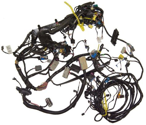 Cadillac Xlr Chassis Wiring Harness Complete