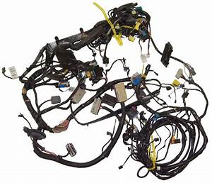 2009 Cadillac Xlr Chassis Wiring Harness Complete Harness