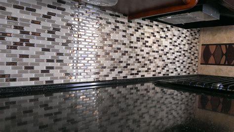 adhesive backsplash tiles for kitchen rv mods smart tiles self adhesive kitchen tile backsplash