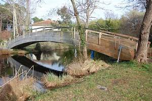 Petit Pont En Bois : sanguinet le petit pont de bois 2 eclats de mots ~ Melissatoandfro.com Idées de Décoration