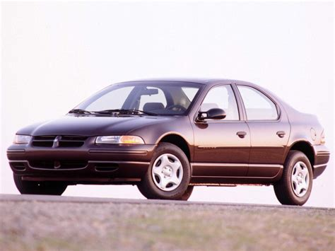 05 Dodge Stratus by Car In Pictures Car Photo Gallery 187 Dodge Stratus 1995