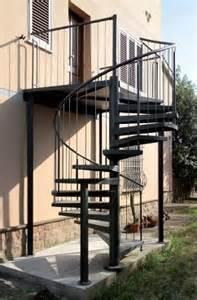 Escalier Exterieur Metal Prix by External Staircases Spiral Staircase Stairs Staircases