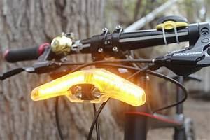 Bike Saddle Light Blinkers Bike Lights