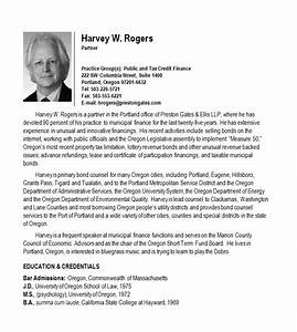 45 biography templates examples personal professional for Photography bio template
