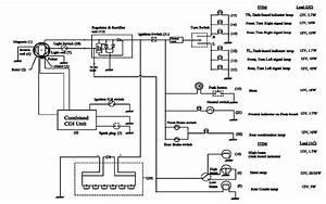 Three Wheeler Electrical Diagram