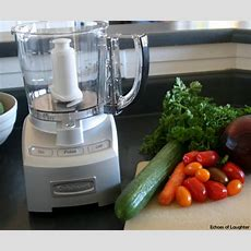 Cuisinart Elite 7 Cup Food Processor Easy Chopped Salad