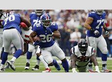New York Giants should take Saquon Barkley's advice