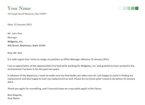 how to write letter of resignation how to write a resignation letter fotolip rich image 93955
