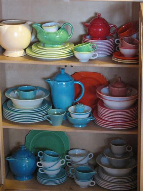 images  harlequin dinnerware  pinterest vintage fiesta ware  originals
