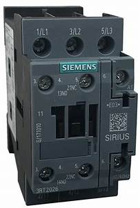 3rt2026 120v60hz Coil Manuafactured By Siemens