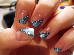 ACRYLIC NAILS: Simple Nail Designs - Acrylic nails
