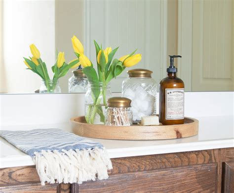 Flowers In The Bathroom