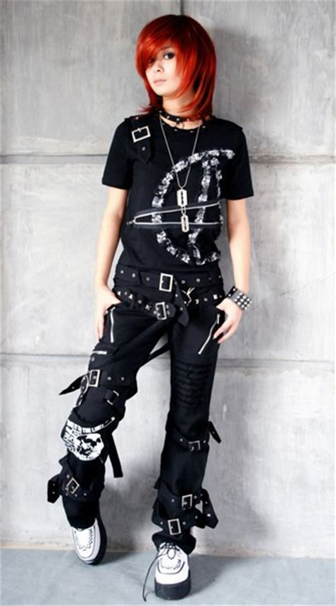Clothing Style For Men Gothic Clothing Style For Men