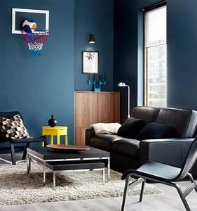 peinture bleu gris a linterieur le bleu pigeon et le With couleur gris clair peinture 3 decoration bleu marie claire maison