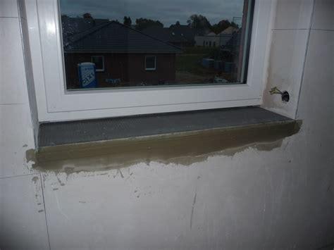 Fensterbank Im Badezimmer Oben Wurde Wieder Entfernt Und
